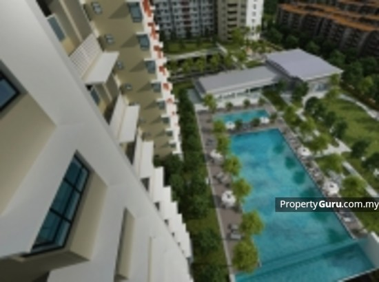 Fortune Perdana Lakeside Residences  124881908