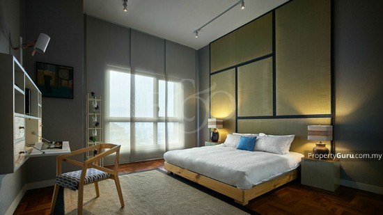 The Mews @ KLCC TM Type A master bedroom 02 122464841