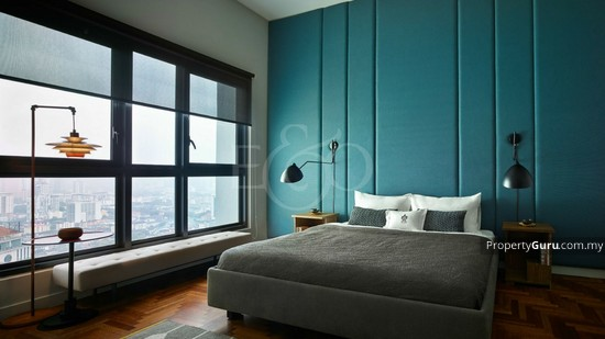 The Mews @ KLCC TM Type C bedroom 2 122464844