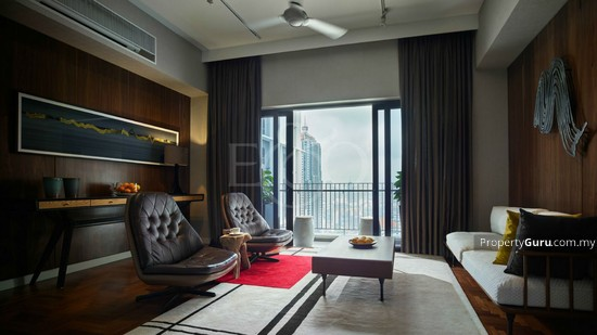 The Mews @ KLCC TM Type C living 122464850
