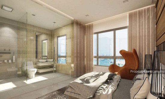 Mont Residence @ Penang Luxurious Bedroom 122465294