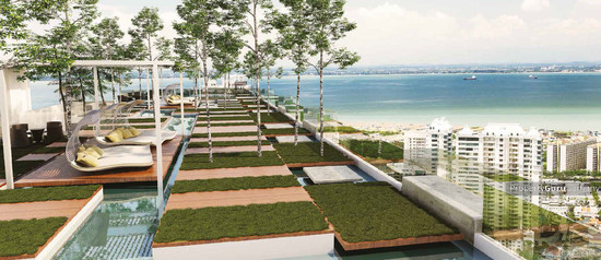 Mont Residence @ Penang Sky Garden and Roof Top Lounge 122465309