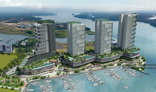 Southern Marina Residences Aerial View 122465630