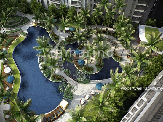 The Tamarind @ Seri Tanjung Pinang The Tamarind Executive Apartments - Waterscape 122466290