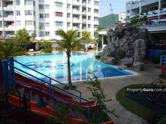 U-Garden Resort Condominium  1558274