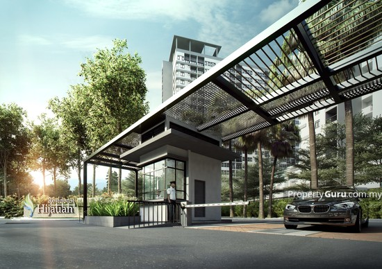 The Greens @ Subang West Entrance 122468453