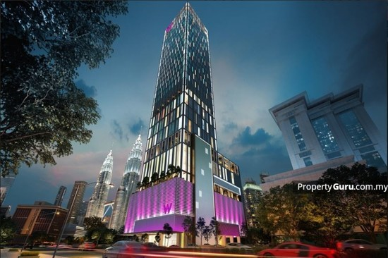 Tropicana The Residences, KLCC  127843742