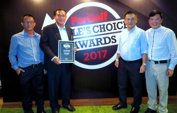 Palm Garden Golf Club IOI Resort City Wins ParGolf People's Choice Awards 2017