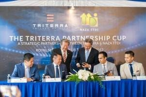 Triterra and NAZA TTDI Formalize Partnership with Football Match