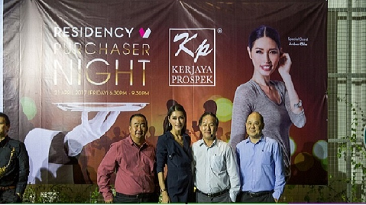 Kerjaya Prospek Property Celebrates Early Completion of