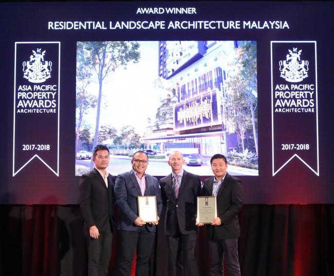 SkyWorld Scoops Four Awards in a Month