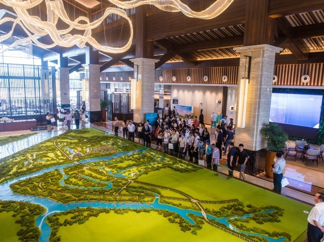 Cgpv Launches Forest City Golf Hotel
