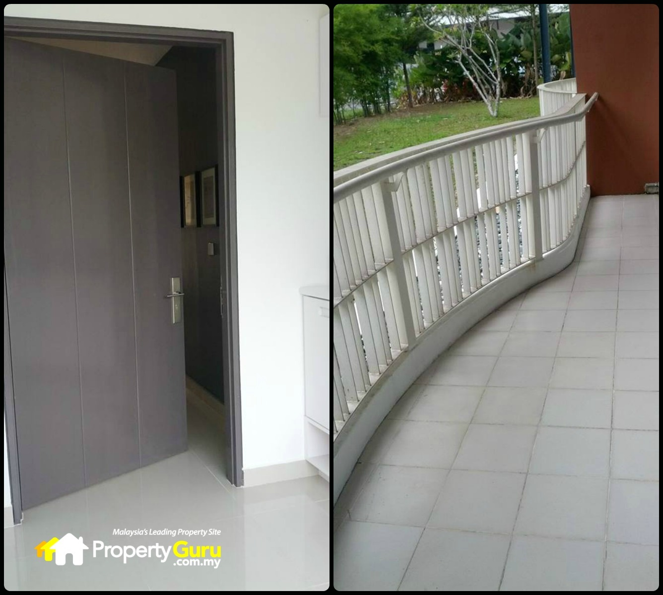 Denai sutera alam sutera bukit jalil review for Extra wide exterior doors