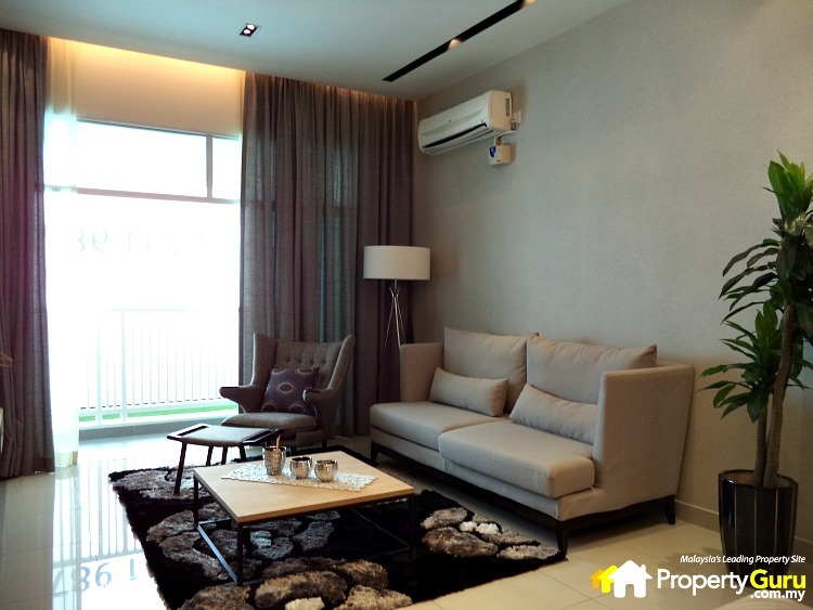 Twin danga residence johor bahru review propertyguru for Living room design johor bahru