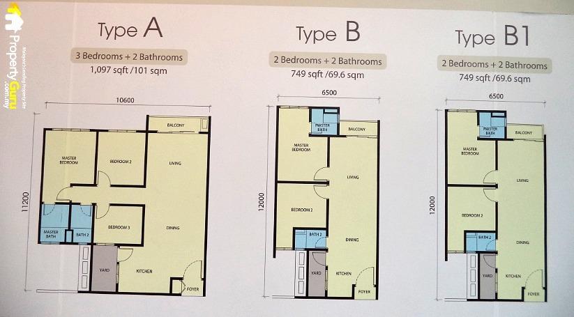 Twin danga residence johor bahru review propertyguru for Home design johor bahru