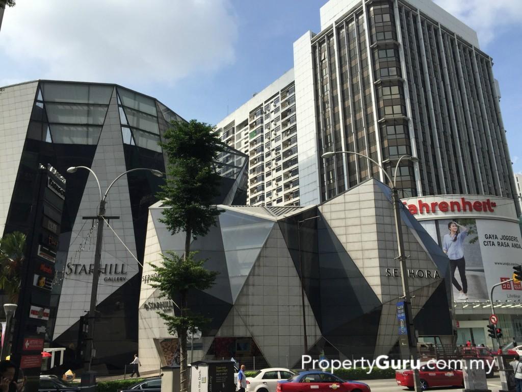 Lucentia Residences Bukit Bintang City Centre Review