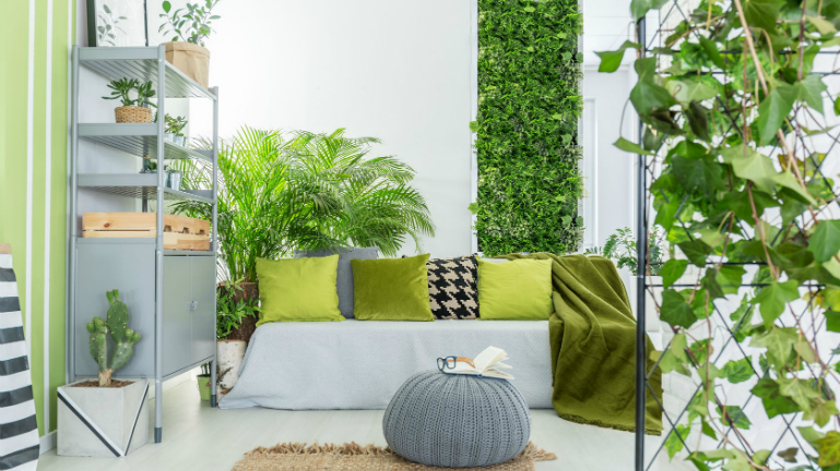 Why Green Is On The Rise With These Lush Vertical Garden Ideas