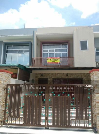 Bukit indah double terrace house g g jln indah 7 bukit for I kitchen bukit indah