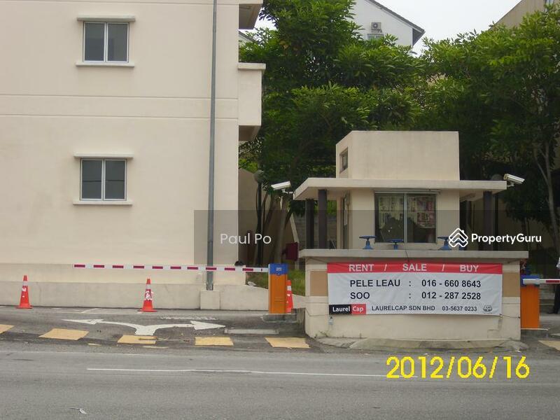 Cheras Mandarina Court Taman Mandarina Cheras Kuala Lumpur 3 Bedrooms 800 Sqft Apartments