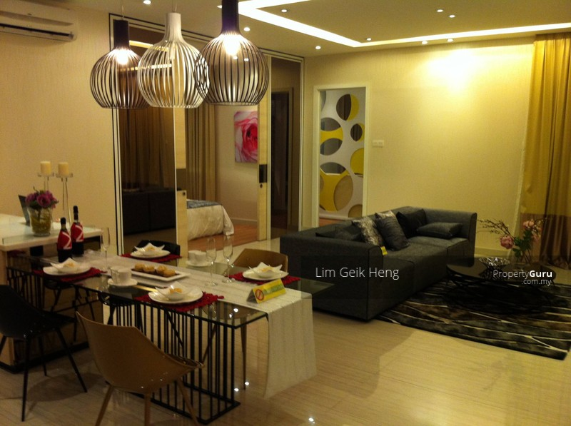 Eve Suite Ara Damansara Jalan Pju 1a 41 Ara Damansara Selangor 2 Bedrooms 1065 Sqft