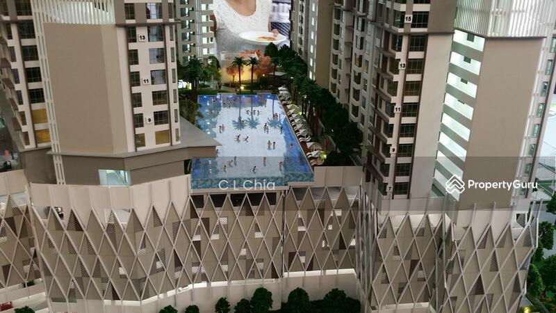 Austin Hill Jalan Sagu 36 Taman Daya Johor Bahru Johor 2 Bedrooms 650 Sqft Apartments