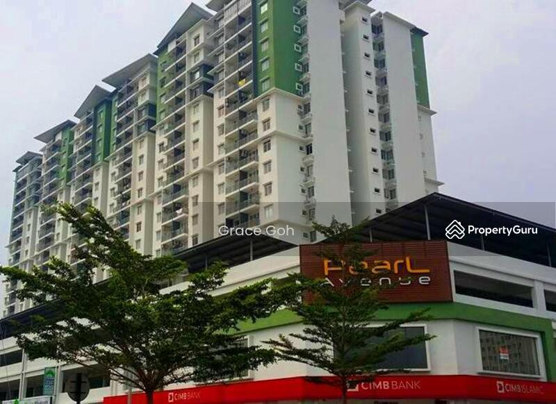 Pearl Avenue Kajang Kajang Selangor 3 Bedrooms 1101 Sqft Apartments Condos Service