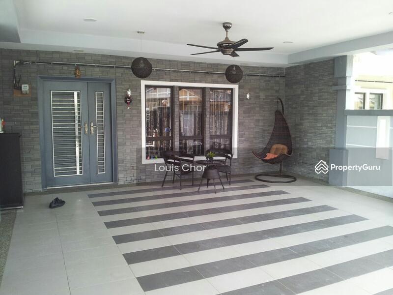 Car Porch Tiles Design Malaysia