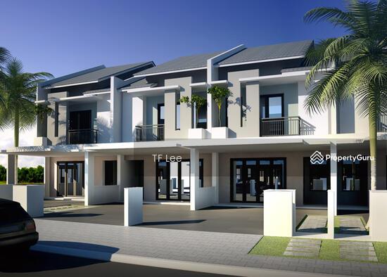 Open Register New Double Storey Nr Terrace House Seremban