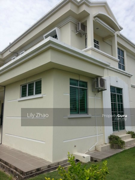 Two Storey Bungalow House Design: 2 Storey Exclusive Luxury Bungalow , 8, 000 Sf Land