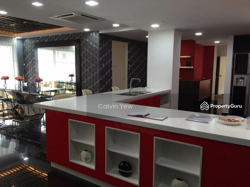 Ampang Impiana Jalan Ulu Kelang Ampang Hilir Kuala Lumpur 4 Bedrooms 3530 Sqft Apartments