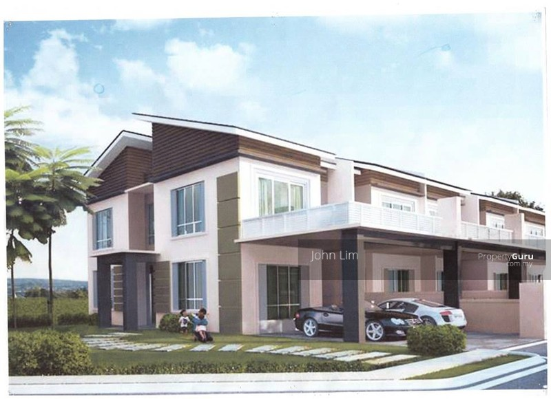 Taman rimba double story house mentakab pahang 4 for 4 story house for sale
