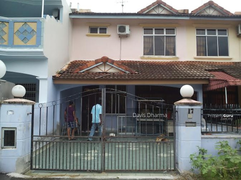 2 story house for sale taman orkid tun aminah jalan for 4 story house for sale