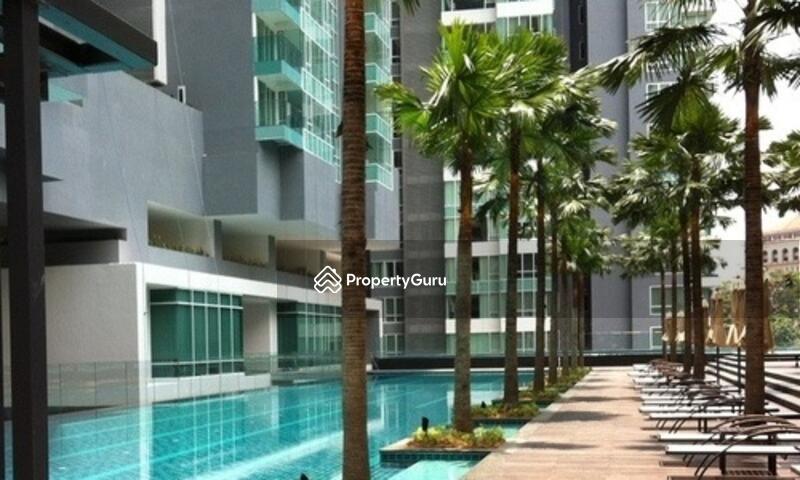 Verticas Residensi Jalan Ceylon Bukit Bintang Kuala