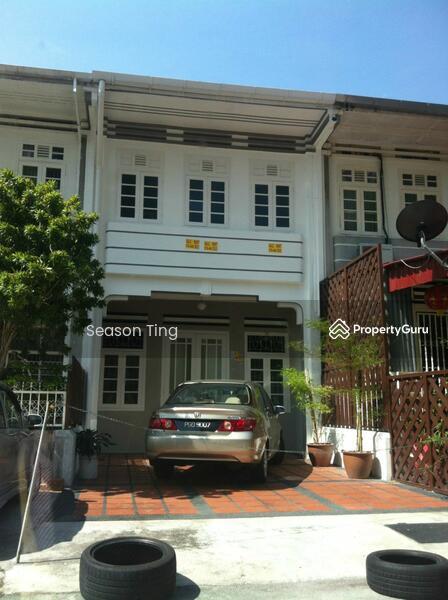 Jalan irrawaddy 2 storey terrace georgetown penang jalan for Terrace house season 3