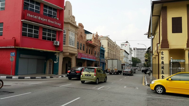 Ipoh Town Centre Beside Hotel Have Packing