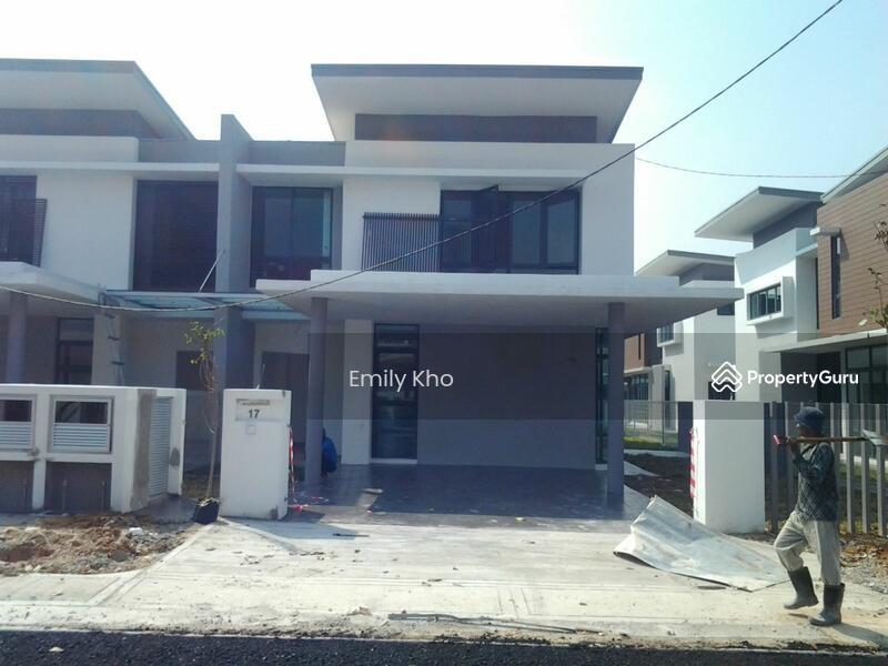Garden Villa Jalan Kristal Section 7 Shah Alam Jalan