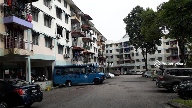 Jalan Sagu 36 Taman Daya Flat 81100 Johor Bahru Johor