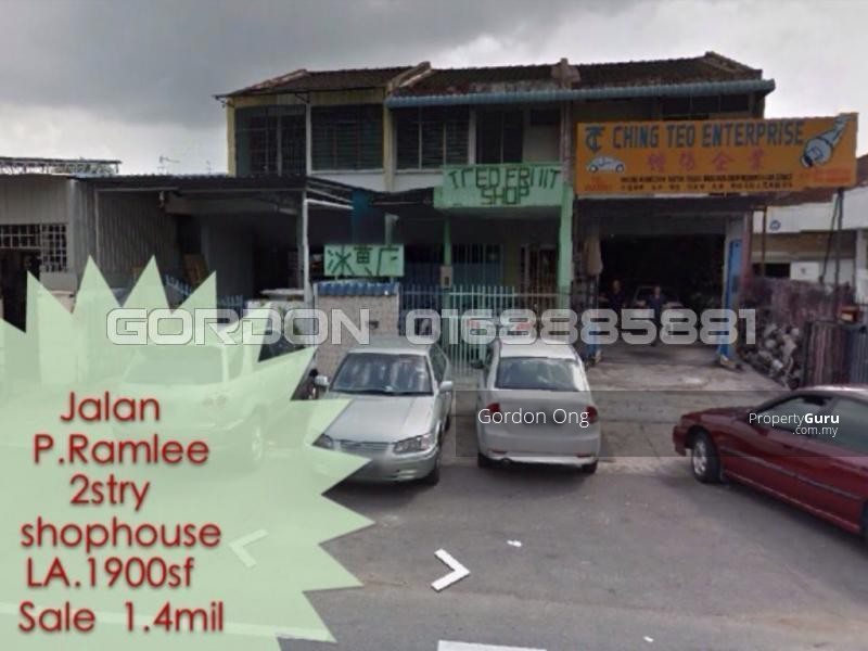 2 terrace at jalan pramlee jalan georgetown for 7 terrace penang
