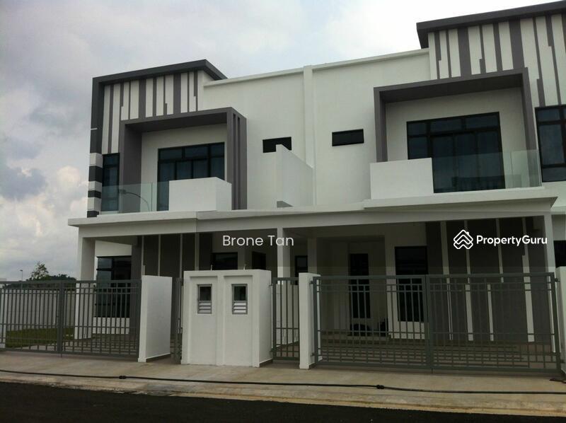 Garden Villas Bukit Indah Cluster Johor Bahru Jalan
