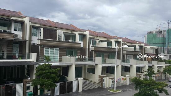 Setia green 3 storey terrace cangkat sungai ara sungai for Terrace 9 penang