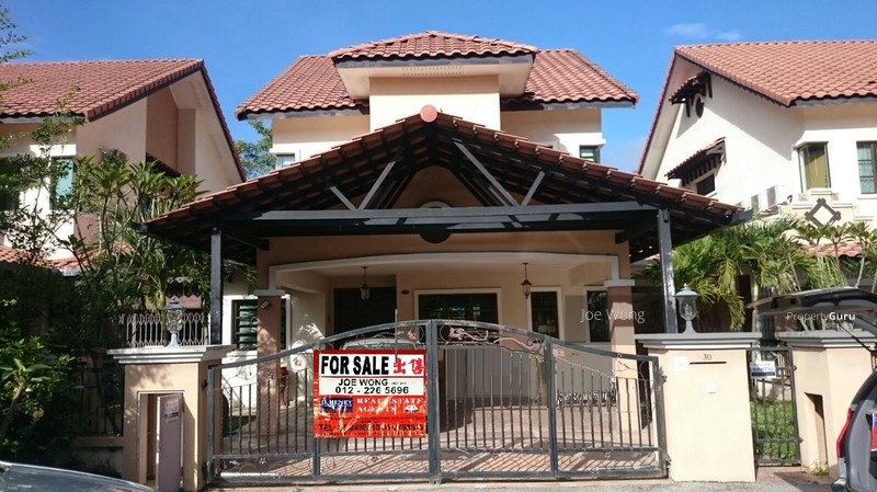 2 Storey Bungalow House Lakeside Villa Sunway City 81522020