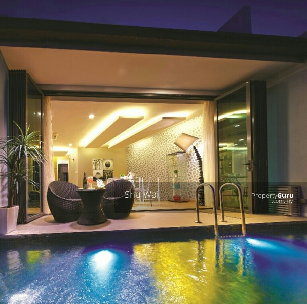 New Luxury Private Pool Link Villas Puchong Near Usj Cyberjaya Klia Damansara Heights Kuala