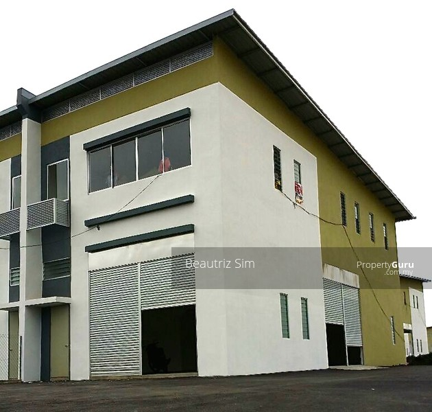 Warehouse At Muara Tabuan Light Industrial Park, Muara