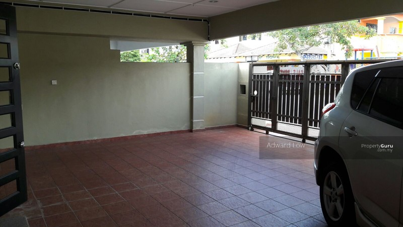 double storey semi detached house jalan bukit sekilau