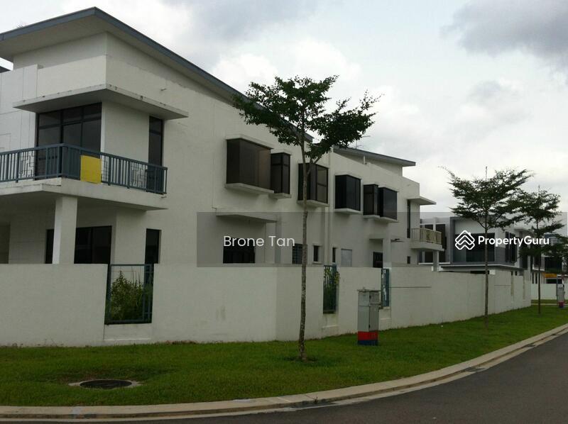 Bukit Indah Garden Villas Johor Iskandar Bukit Indah