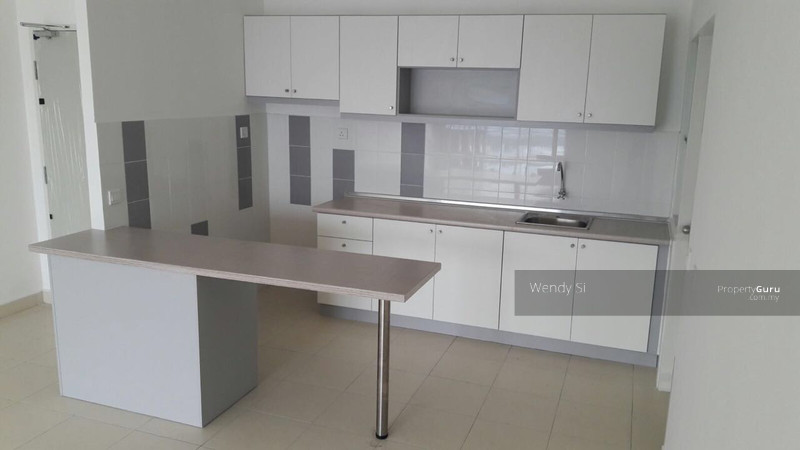 Seri Kasturi Apartment With Kitchen Cabinet, Seri Kasturi ...