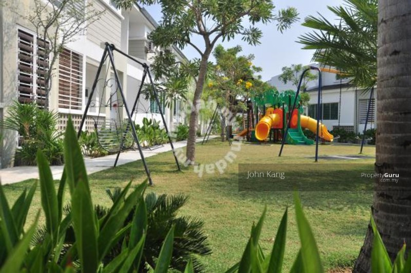 Double storey terrace sathu terrace renovated 2360sf for 7 terrace penang
