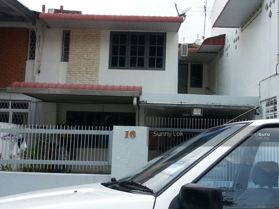 Taman desa damai 2 storey terrace 24 5 2016 lorong for Terrace 9 penang