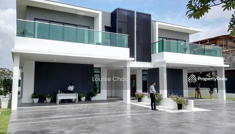 New 2 Storey Semi D at Puchong, Puchong, Selangor, 6 ...