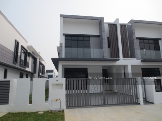 Bukit Indah Garden Villas Cluster Jalan Indah 11 Taman